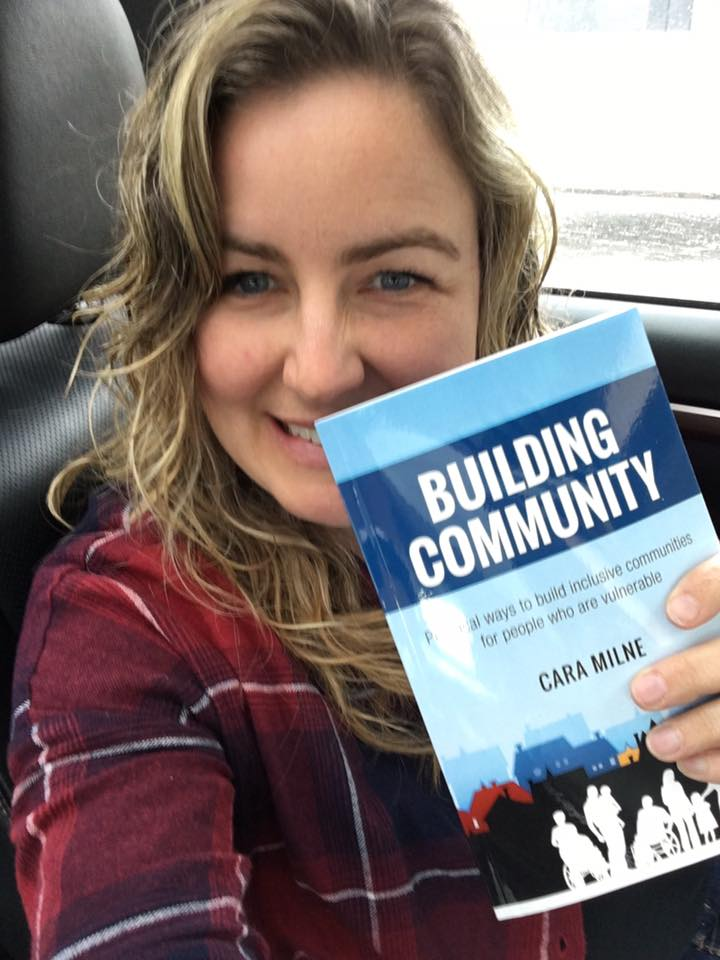 Building Community with Cara Milne