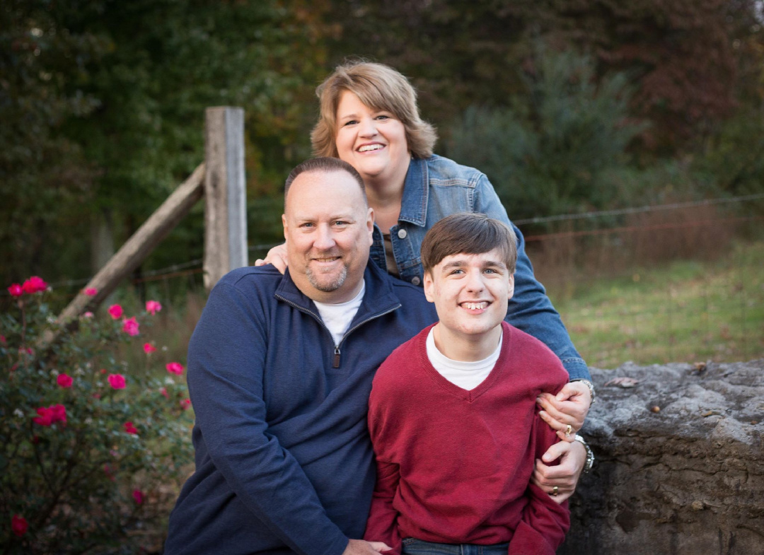 Becky Davidson on Rising Above Ministries and the Legacy of a Special Needs Dad